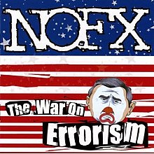 THROWBACK THURSDAY #1: NOFX – THE WAR ON ERRORISM