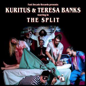 REVIEW: KURITUS & TERESA BANKS – THE SPLIT