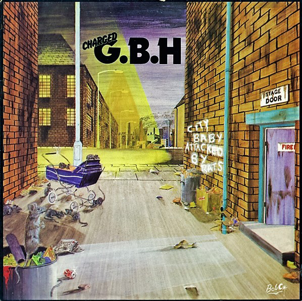 BACK TO 82: GBH – CITY BABY ATTACKED BY RATS