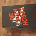 BOOK REVIEW: THEES UHLMANN - DIE TOTEN HOSEN
