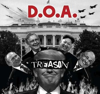 REVIEW: D.O.A. – TREASON