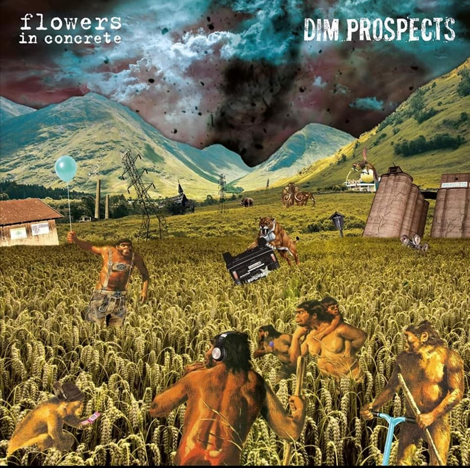 REVIEW: FLOWERS IN CONCRETE / DIM PROSPECTS – SPLIT